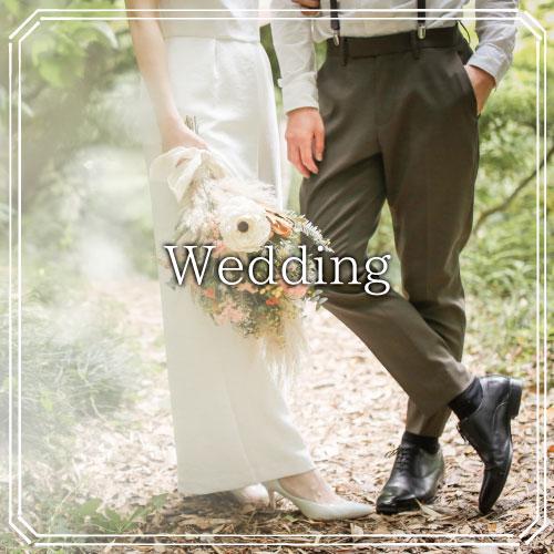 Wedding 背景画像